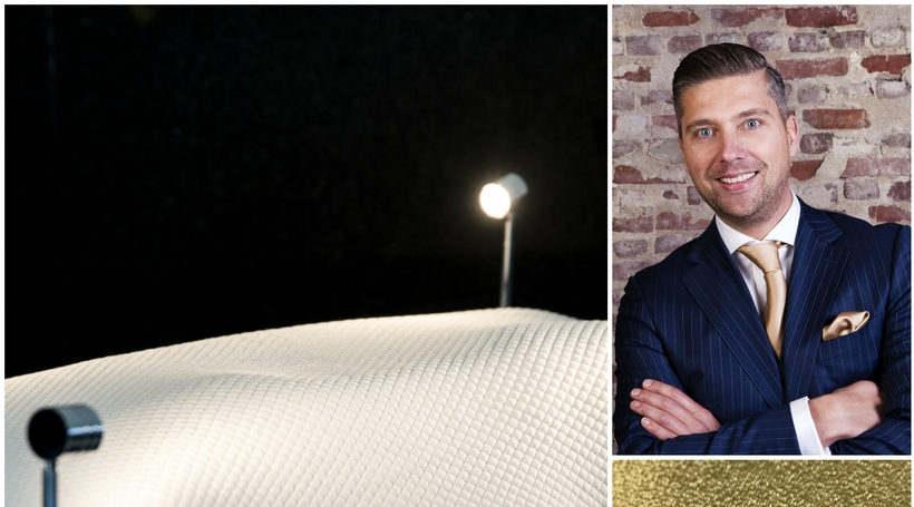 Would you pay $57,000 for a pillow made of gold?