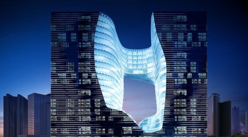 Video: designMENA tours Zaha Hadid's The Opus building with Omniyat