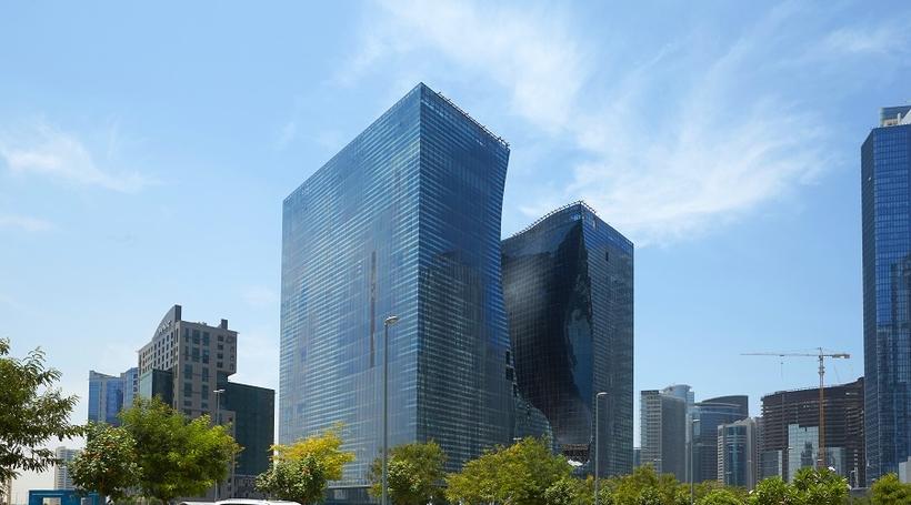 Dubai's Zaha Hadid Architect-designed Opus hotel nears completion