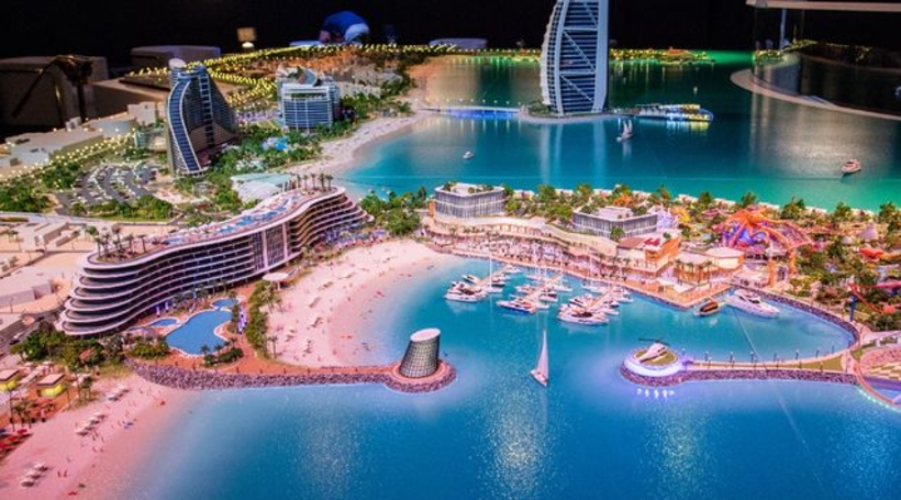In pictures: Marsa Al Arab is Dubai's latest luxury mega-project