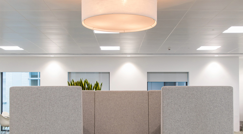 Align creates sophisticated workplace interiors for Eden McCullum in London