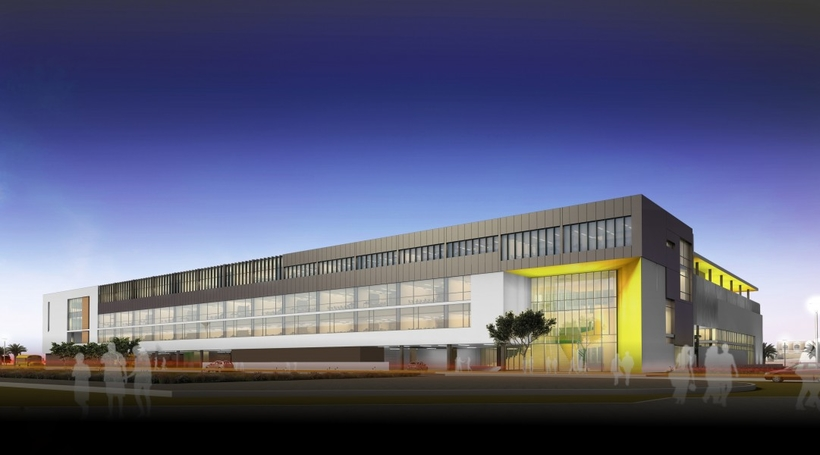 GAJ takes on design work for Dubai's new Arcadia Secondary School