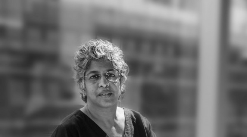 Indu Varanasi: Design must be 'sensitive' but respond to the attack on cultural identity