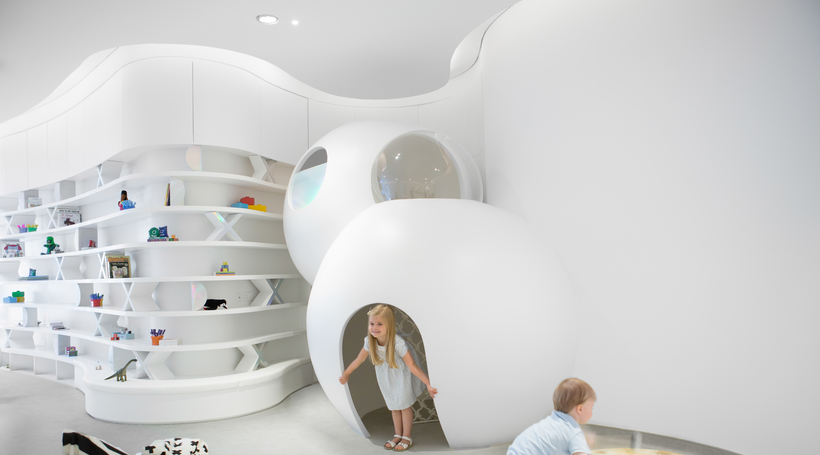 Roar-designed nursery in Dubai offers an outlook into the future of learning