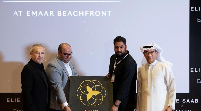 Elie Saab to design interiors of new luxury beachfront development in Dubai