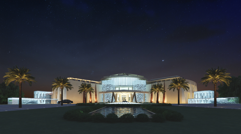 Al Salam Palace to reopen after SSH restores Kuwait's cultural landmark