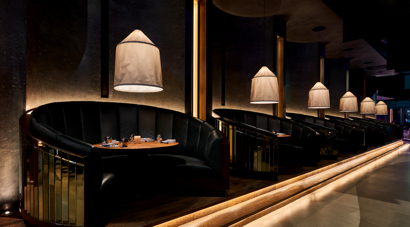Keane completes design for two restaurants at W Dubai hotel