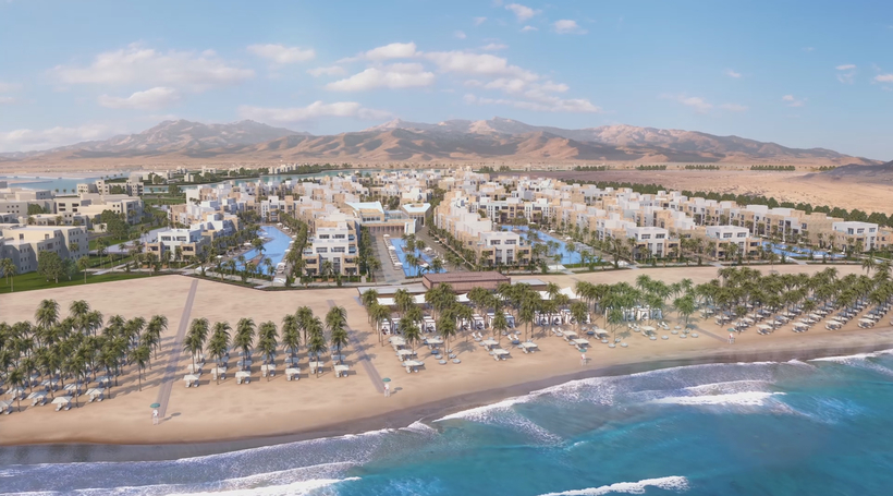 Campbell Gray announces new hotel project for Egypt's El Gouna