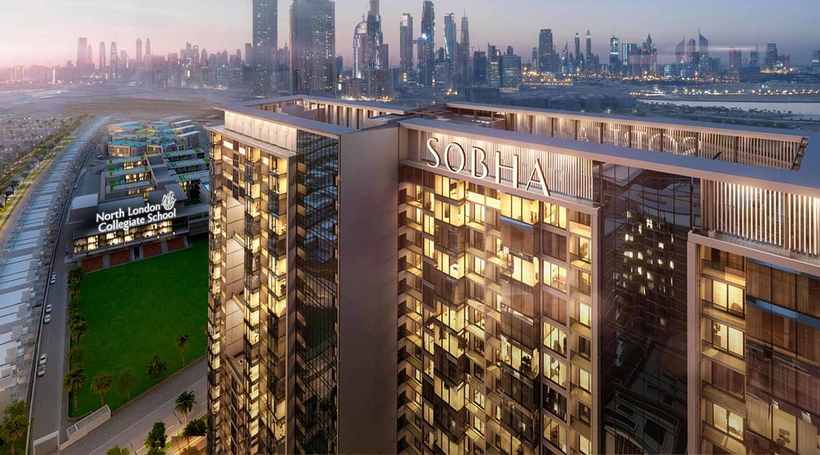 One Park Avenue in Dubai to feature six sky gardens