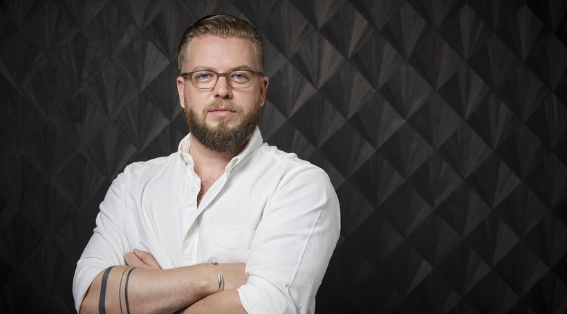 Roy Posey is appointed design director at Wilson Associates Dubai