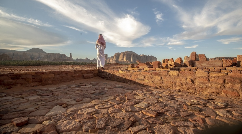 Detailed design for Saudi Arabia's Al-Ula hotels to begin