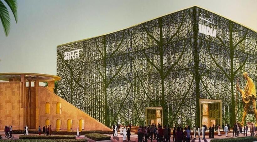 Construction begins for India's Expo 2020 Dubai pavilion