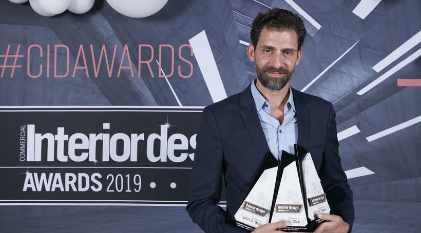 CID Awards 2019: Rabih Geha named Interior Designer of the Year