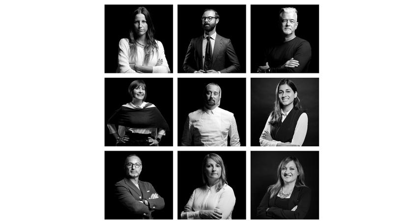 Commercial Interior Design Awards 2019 judges meeting