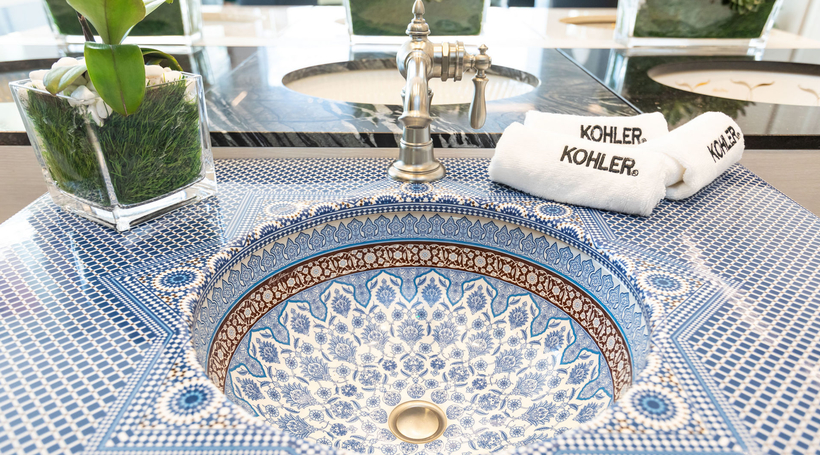 Boutique Kohler showroom opens in Abu Dhabi