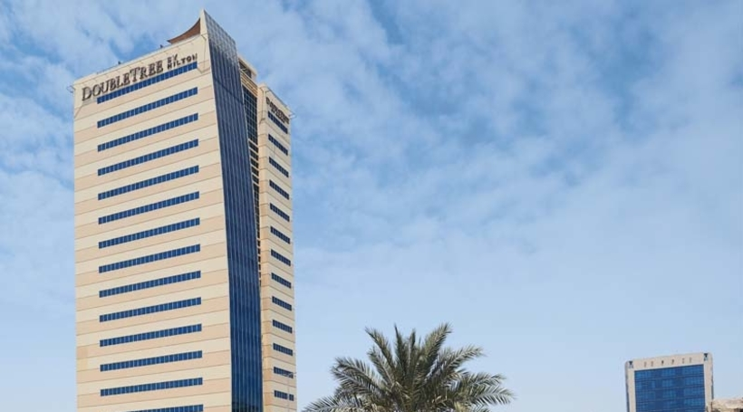 Renovation concludes at RAK's Doubletree hotel