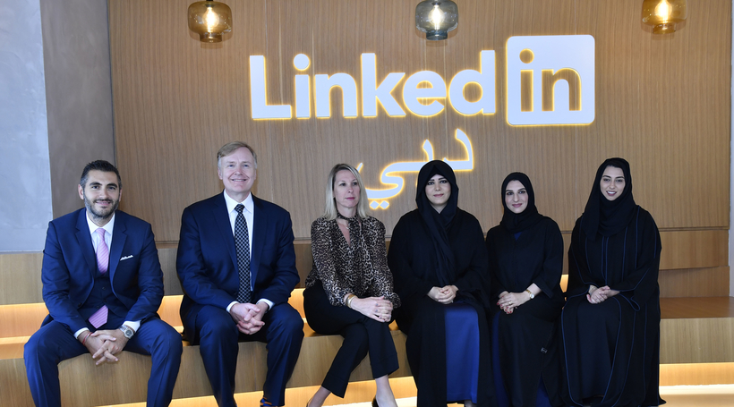 Dubai government to 'communicate' with creatives on LinkedIn