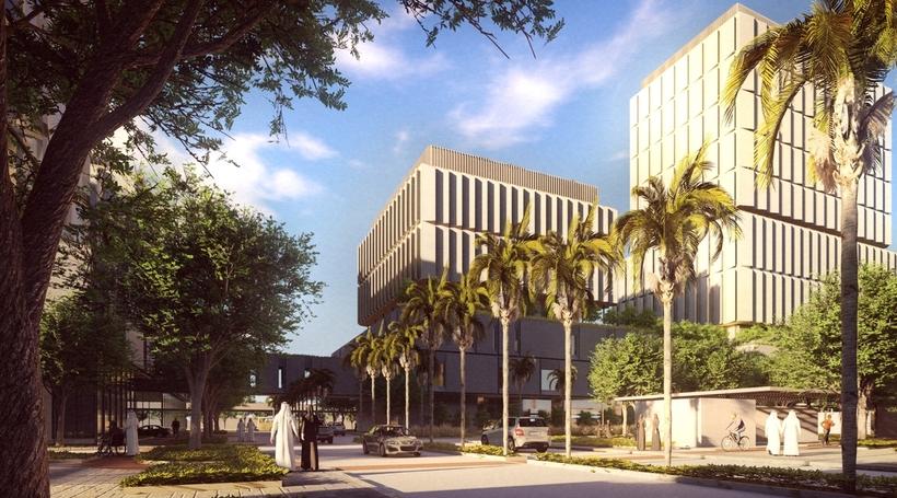 H+A to design 'revolutionary' Jeddah medical campus