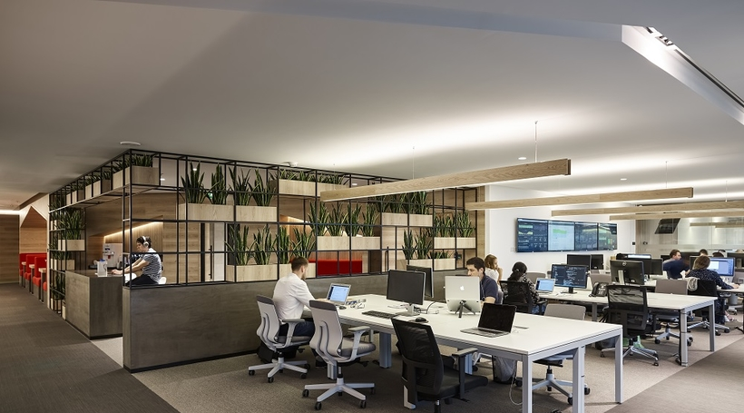 Property Finder's new offices by Swiss Bureau Interior Design