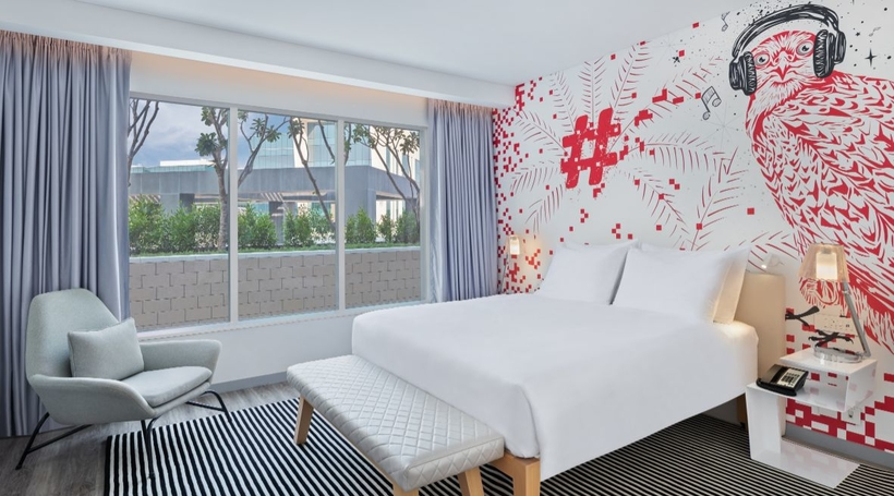 RED hot reveal: Inside the Middle East's first Radisson RED