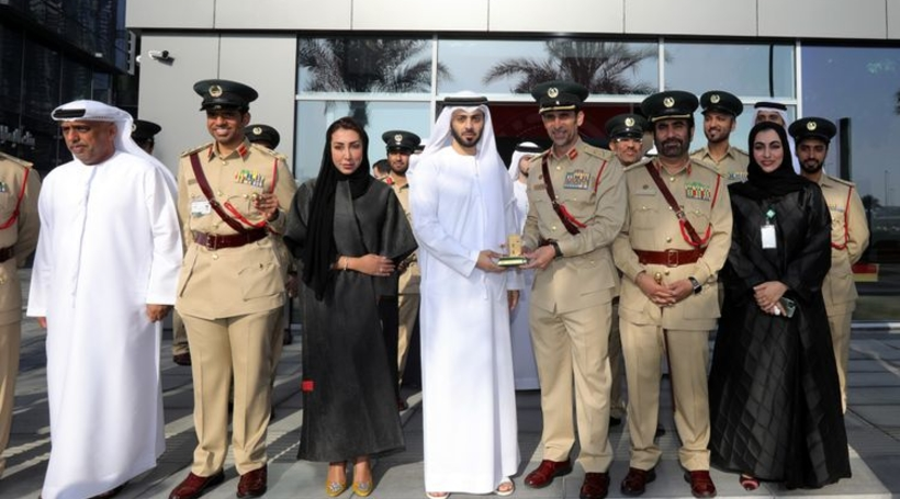 Dubai Design District gets a smart police station