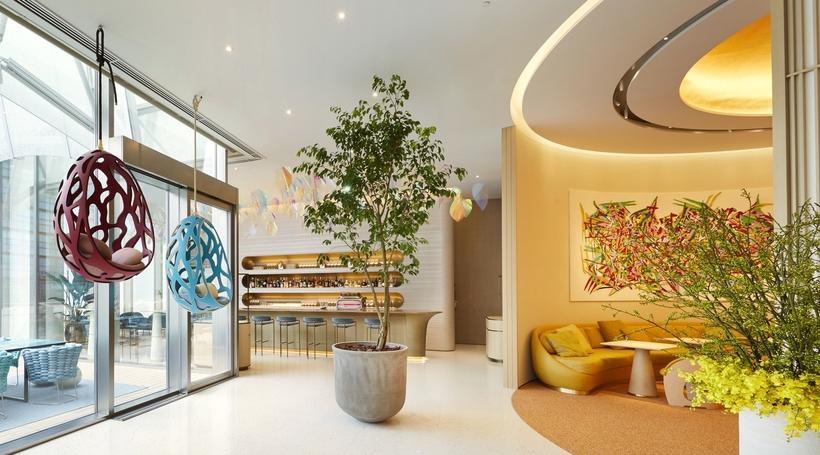 Inside Louis Vuitton's first café and restaurant