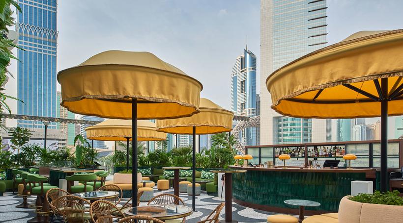 How BW Interiors fit out Dubai's Amazonico restaurant