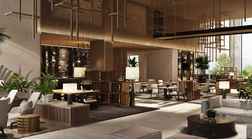 Dubai based MMAC Design appointed as interior designer on two new Marriott properties