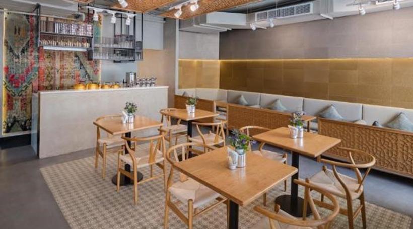 How H2R Design modernised the Majlis concept for Emirati restaurant Kraz