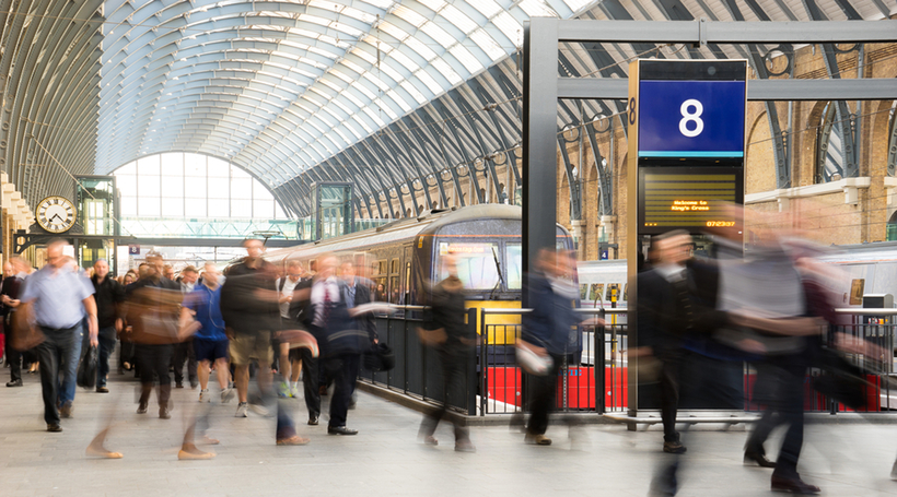 International design competition to reimagine UK railway stations