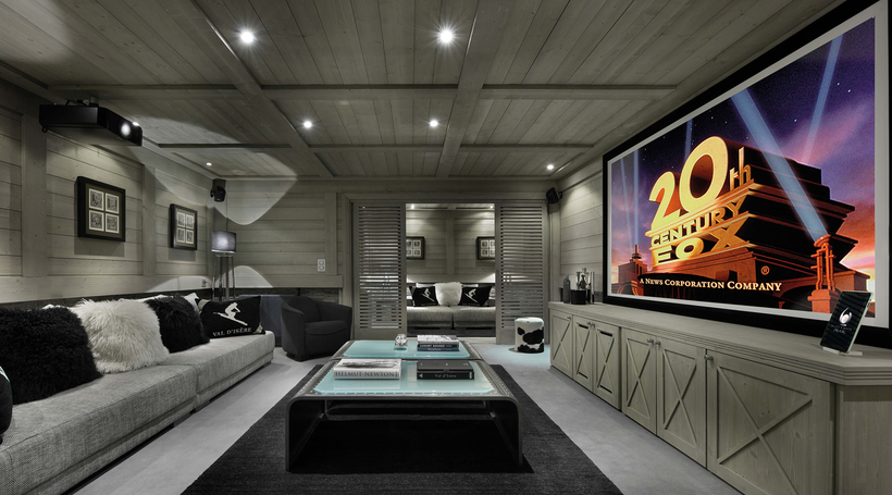 Two luxury Val d'Isère chalets designed by Philippe Capezzone have a new owner