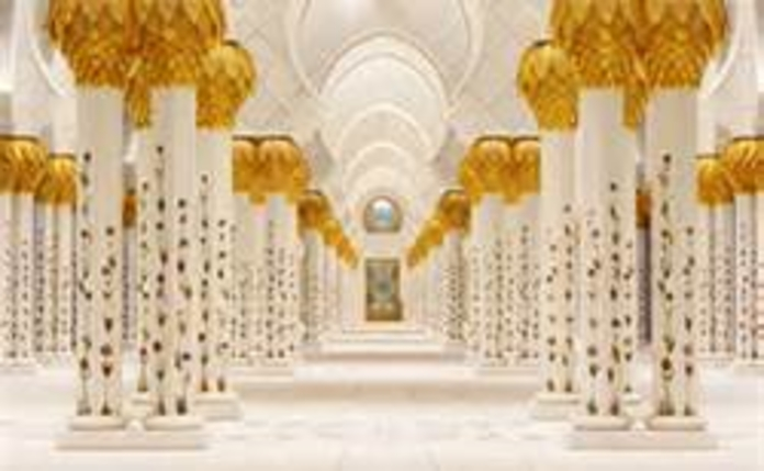 Sheikh Zayed Mosque For China Insight Cid