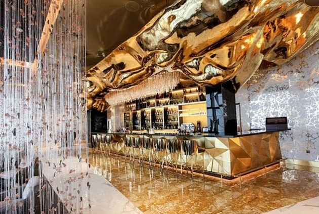 In Pictures Inside Burj Al Arab S New Bar Gold On 27 Insight Projects People Cid