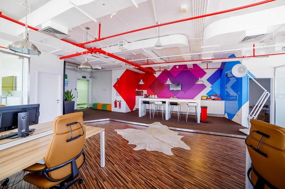 Pratyush Sarup On Creating Playful Office Designs Products
