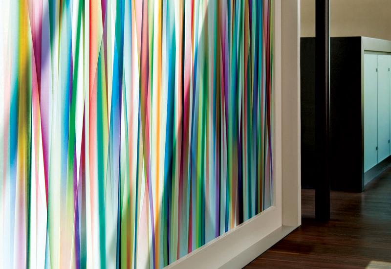 Hunter Douglas, Luxaflex, Perla Lichi, UAE, Warps & Wefts, Window dressing