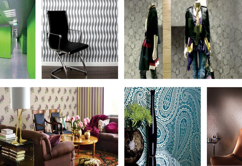 Formica, Goodrich, Hitec Interiors, Kollektion, Muraspec, Newmor, RAME, Wallcovering, Warps & Wefts