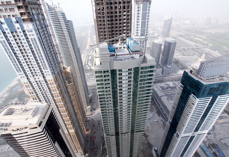 Dubai Marina, Elite Tower, Princess Tower