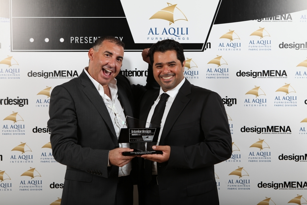 Pictures: Commercial Interior Design Awards winners