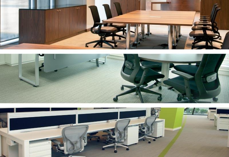AIC Design, Al Tayer Stocks, AMBB Interiors, Barr+Wray, Depa, GEMACO, Highgate Interiors, ISG, KPS, Summertown Interiors, The Interiors Group