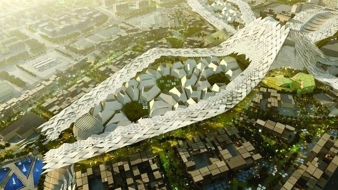 Solar canopy set to cover Dubai's Expo 2020 site