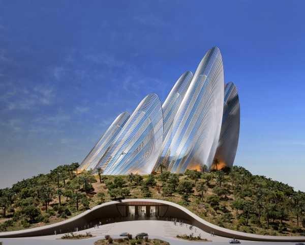 Zayed National Museum, Abu Dhabi, Foster + Partners