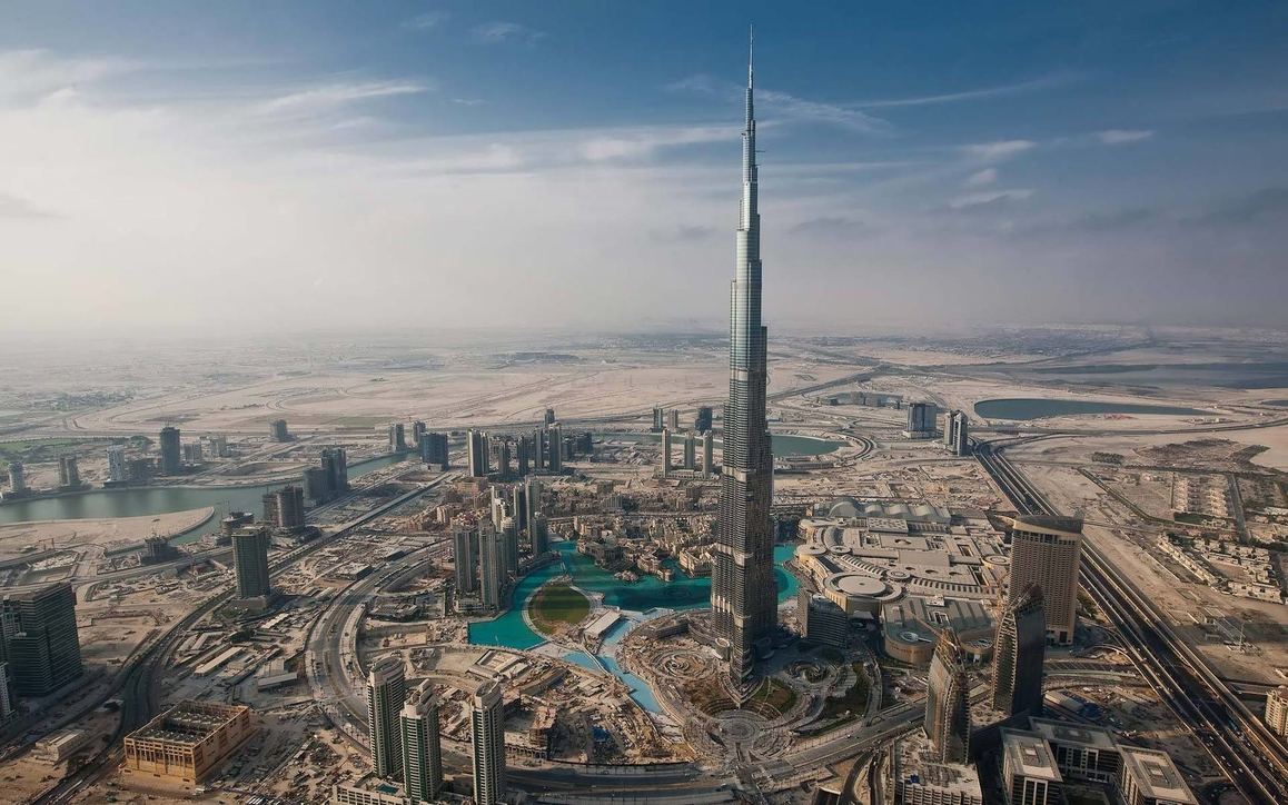UPDATED: How the Burj Khalifa was built