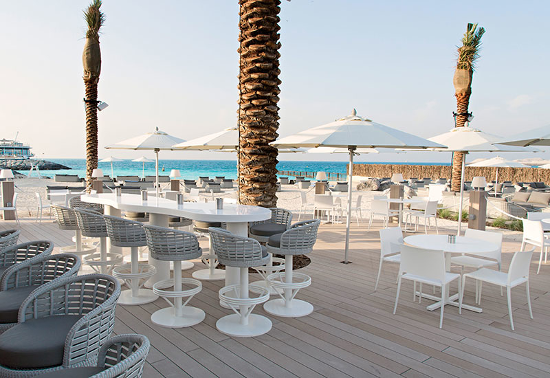 Prospect Design creates Dubai's secret nook: Cove Beach
