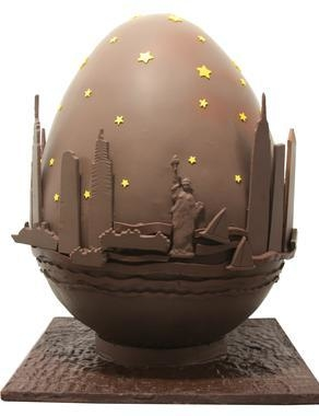 In pictures: Easter eggs by famous architects