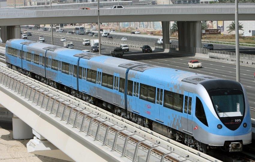 3D printing, Design, Dubai Metro, RTA, Siemens