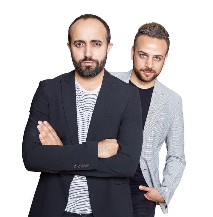 Interview: Ceebo Shah and Khalid Sharan