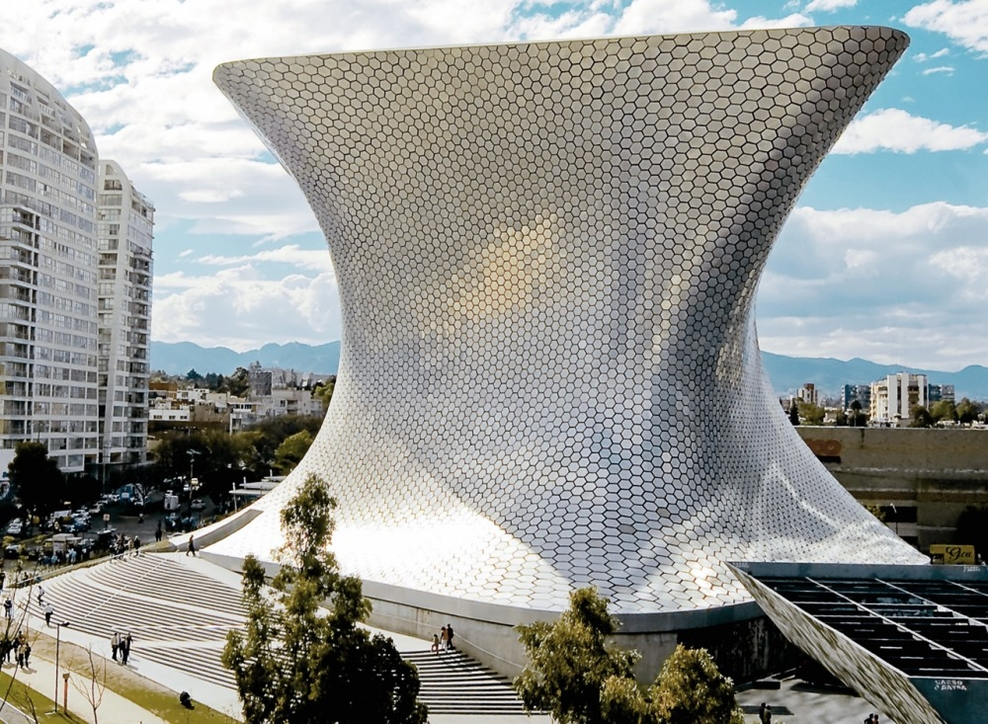 In pictures: Top 10 parametric buildings around the world