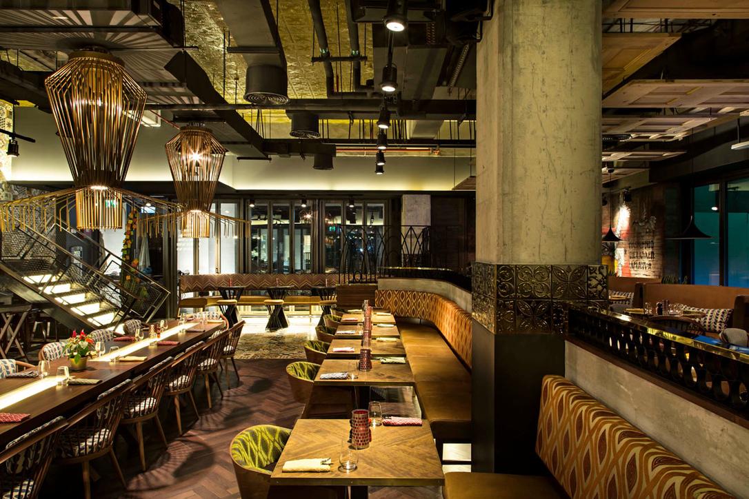 Uk Hospitality Design Firm Harrison Opens In Dubai Insight Cid