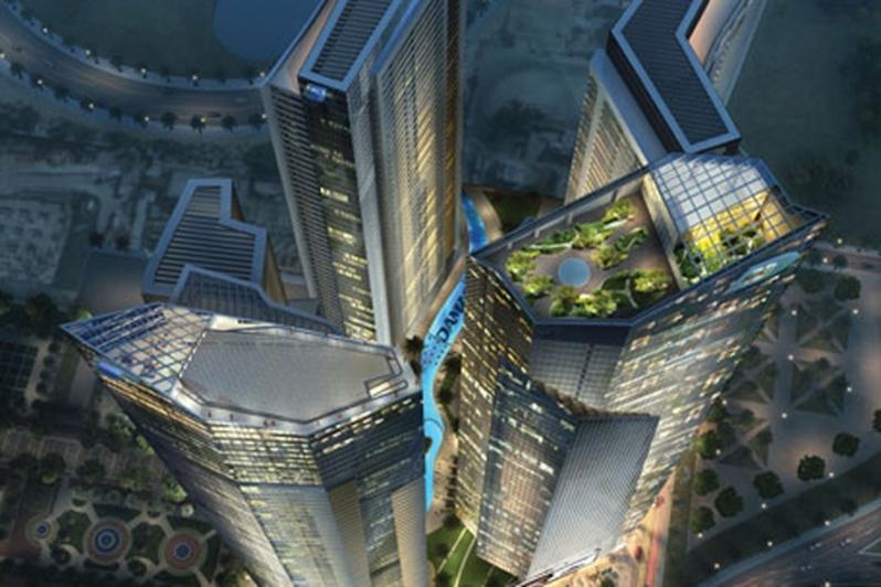 Real estate, DAMAC Properties, Hussain Sajwani, Dubai, Property market