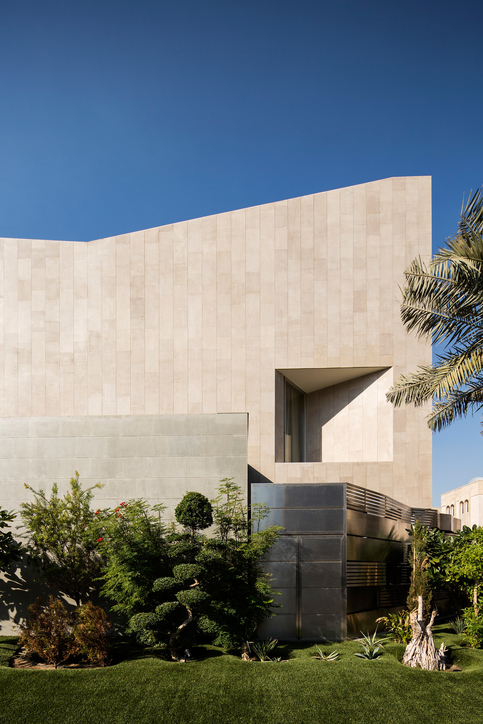 AGi Architects creates indoor oases for residential project in Kuwait